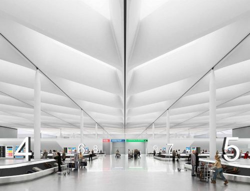 Stansted Expansion – Baggage Reclaim Hall